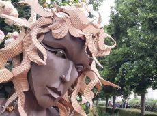 La sirène à art en balade