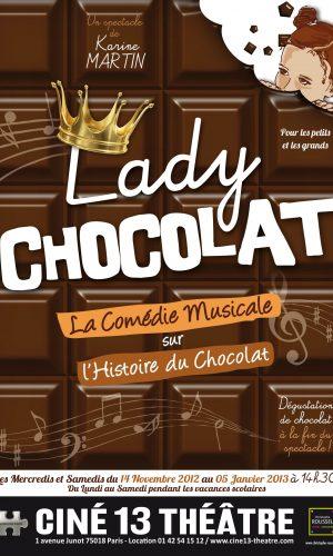 AFF Lady Chocolat-OK